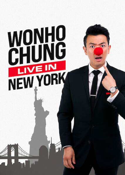Wonho Chung: Live in New York