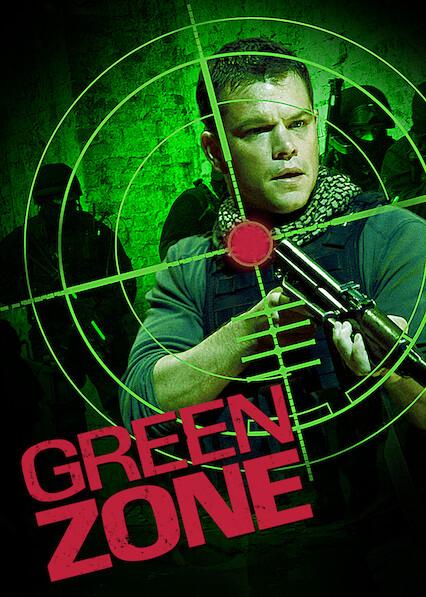 Green Zone on Netflix AUS/NZ