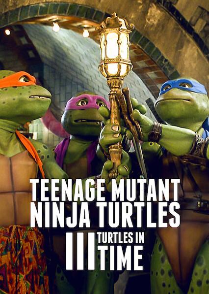 Teenage Mutant Ninja Turtles III on Netflix AUS/NZ
