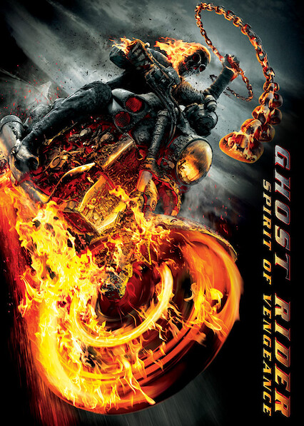 Ghost Rider: Spirit of Vengeance on Netflix AUS/NZ