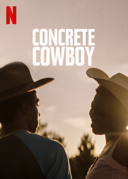 Concrete Cowboy on Netflix AUS/NZ