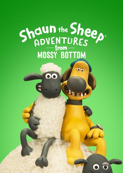 Shaun the Sheep: Adventures from Mossy Bottom on Netflix AUS/NZ