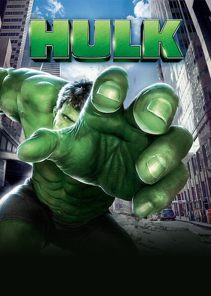 Hulk on Netflix AUS/NZ