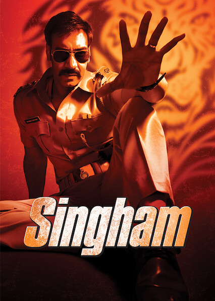 Singham on Netflix AUS/NZ