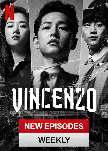 Vincenzo on Netflix AUS/NZ