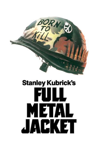 Full Metal Jacket on Netflix
