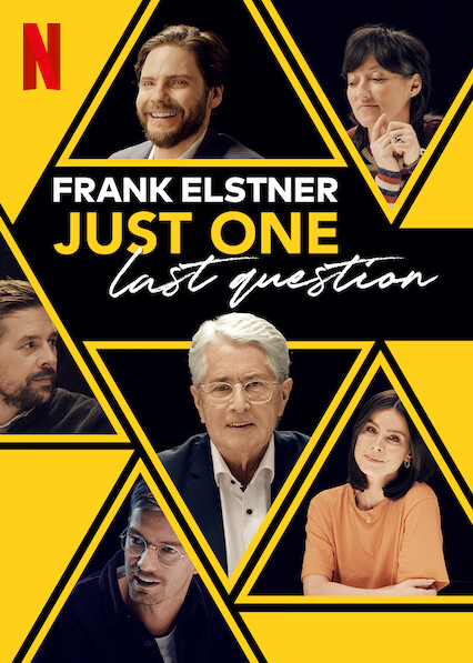 Frank Elstner: Just One Last Question