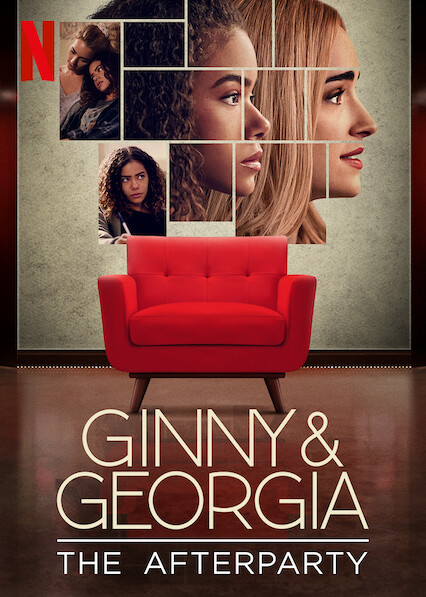 Ginny & Georgia - The Afterparty on Netflix AUS/NZ