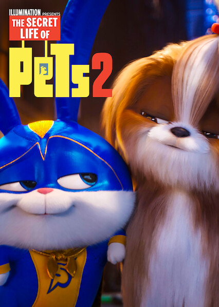 The Secret Life of Pets 2 on Netflix AUS/NZ