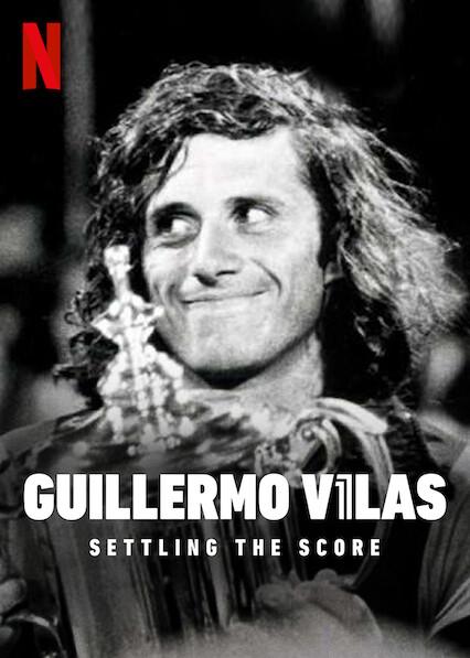 Guillermo Vilas: Settling the Score on Netflix AUS/NZ