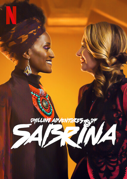 Chilling Adventures of Sabrina on Netflix AUS/NZ