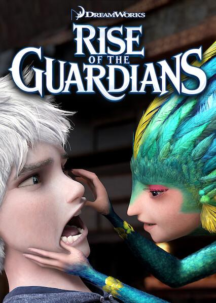 Rise of the Guardians on Netflix AUS/NZ