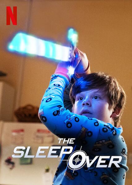 The Sleepover on Netflix AUS/NZ