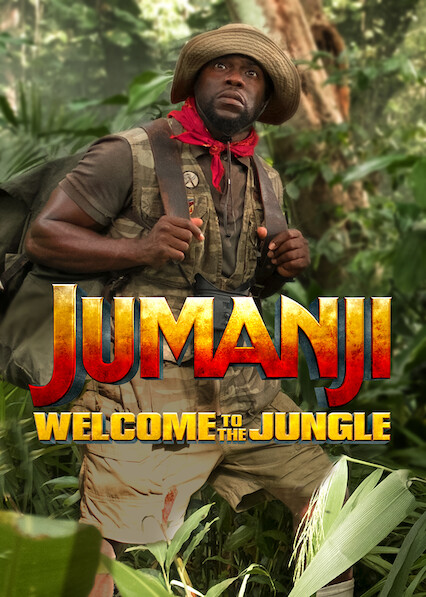 Jumanji: Welcome to the Jungle on Netflix AUS/NZ