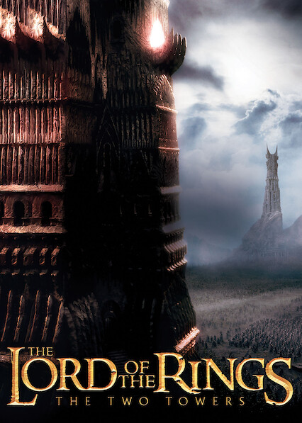 The Lord of the Rings: The Two Towers on Netflix AUS/NZ
