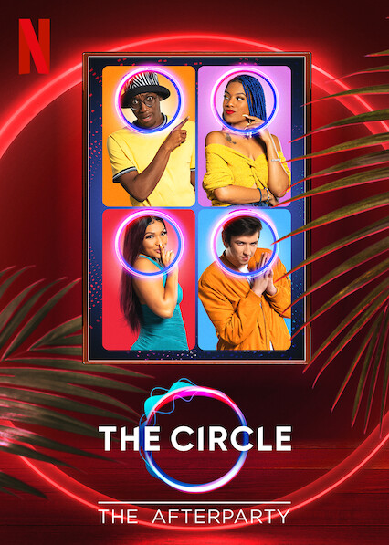 The Circle - The Afterparty on Netflix AUS/NZ