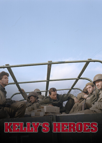 Kelly's Heroes on Netflix AUS/NZ