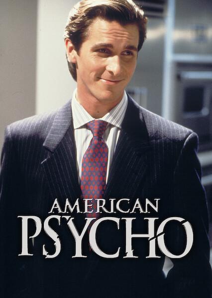 American Psycho on Netflix AUS/NZ