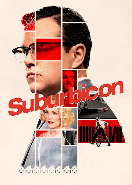 Suburbicon on Netflix
