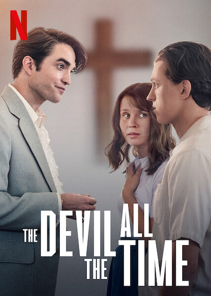 The Devil All The Time on Netflix AUS/NZ