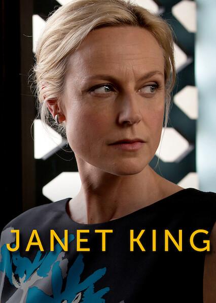 Janet King on Netflix