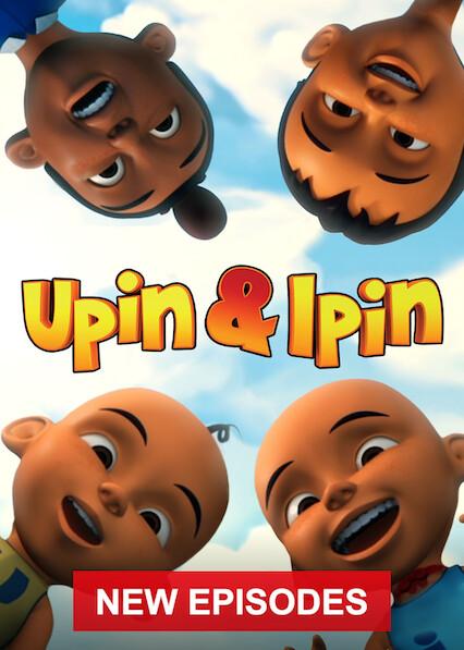 Upin&Ipin on Netflix AUS/NZ