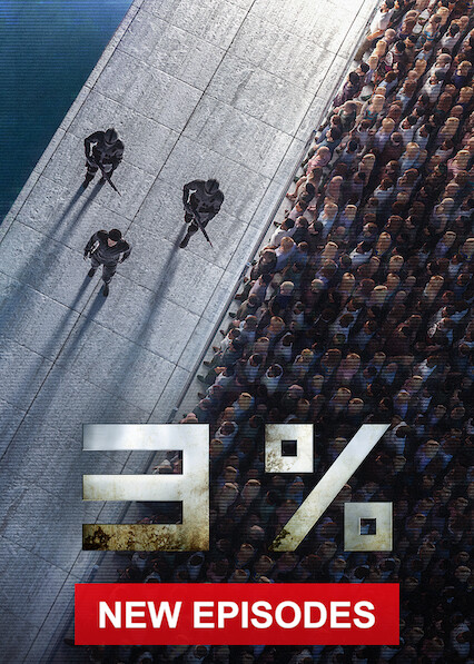 3% on Netflix AUS/NZ