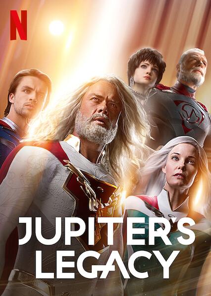 Jupiter's Legacy on Netflix AUS/NZ