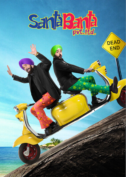 Santa Banta Pvt Ltd on Netflix AUS/NZ