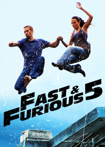 Fast Five on Netflix AUS/NZ