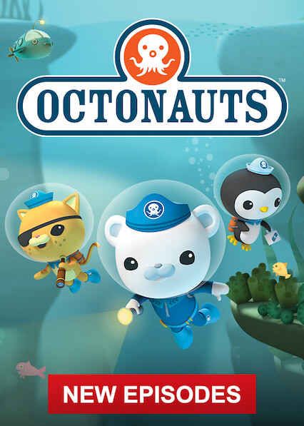 Octonauts on Netflix AUS/NZ