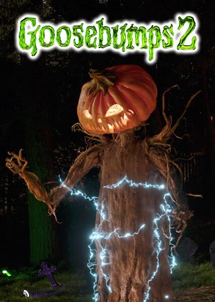 Goosebumps 2: Haunted Halloween on Netflix AUS/NZ