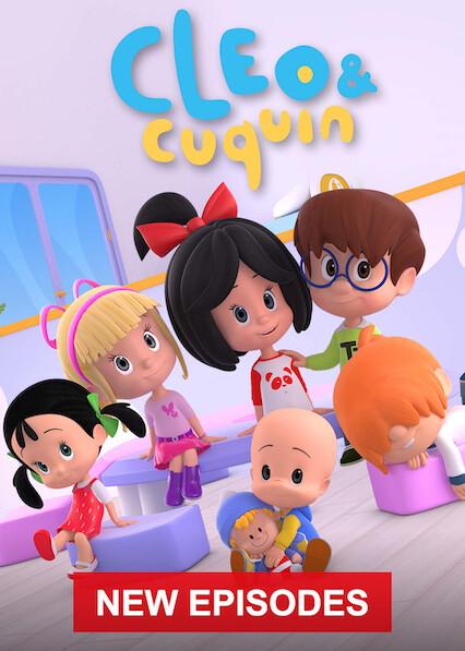 Cleo & Cuquin on Netflix AUS/NZ