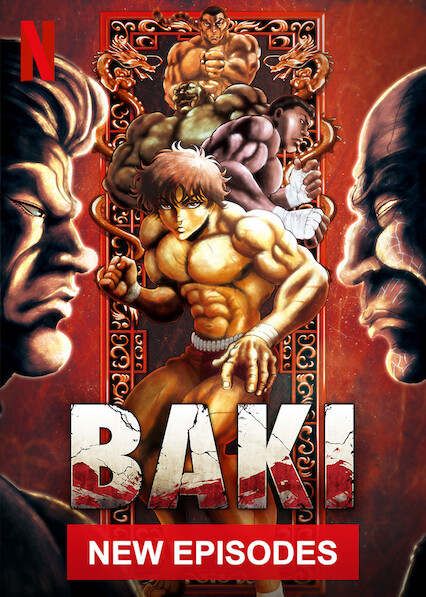 BAKI on Netflix AUS/NZ