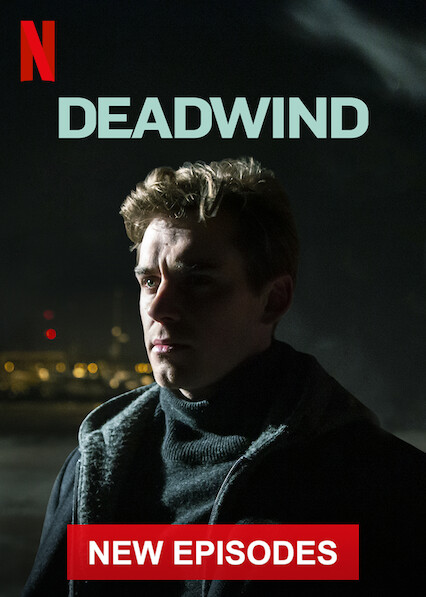 Deadwind on Netflix AUS/NZ