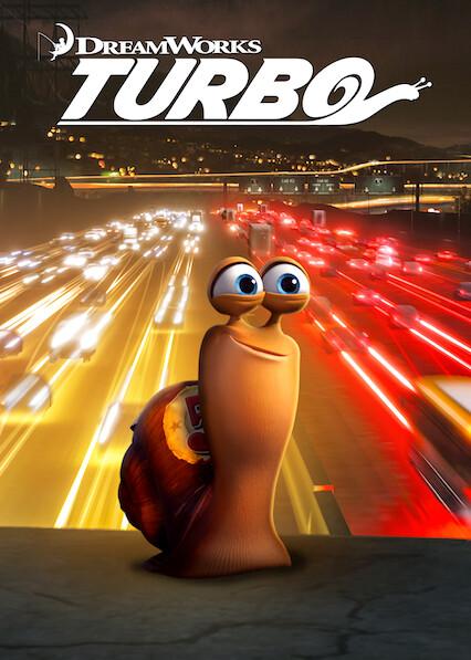 Turbo on Netflix AUS/NZ
