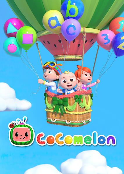 Cocomelon on Netflix AUS/NZ