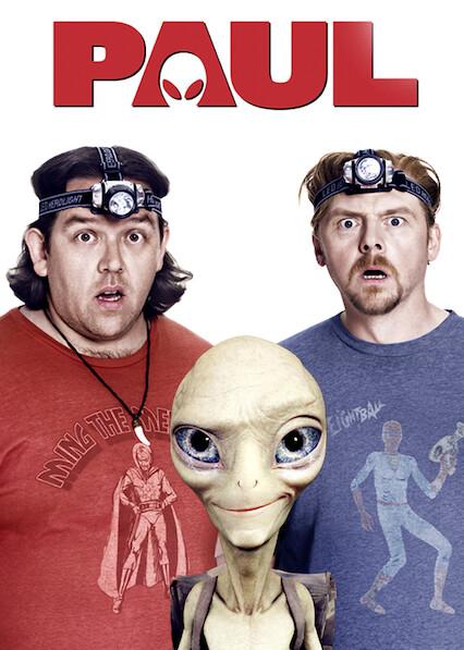Paul on Netflix AUS/NZ