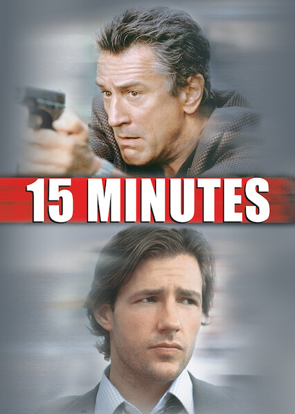 15 Minutes on Netflix AUS/NZ