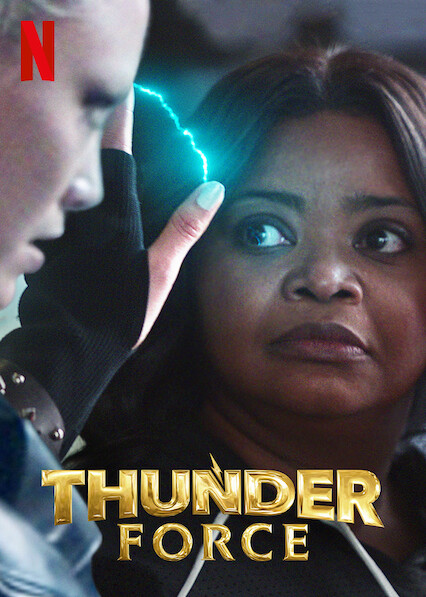 Thunder Force on Netflix AUS/NZ