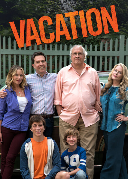 Vacation on Netflix AUS/NZ