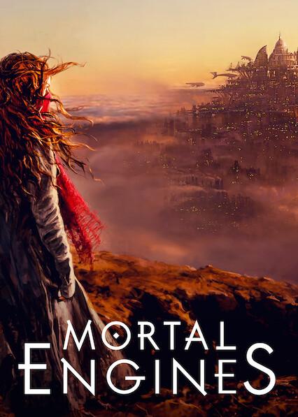 Mortal Engines on Netflix AUS/NZ