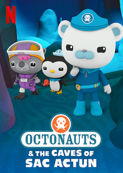 Octonauts & the Caves of Sac Actun on Netflix AUS/NZ