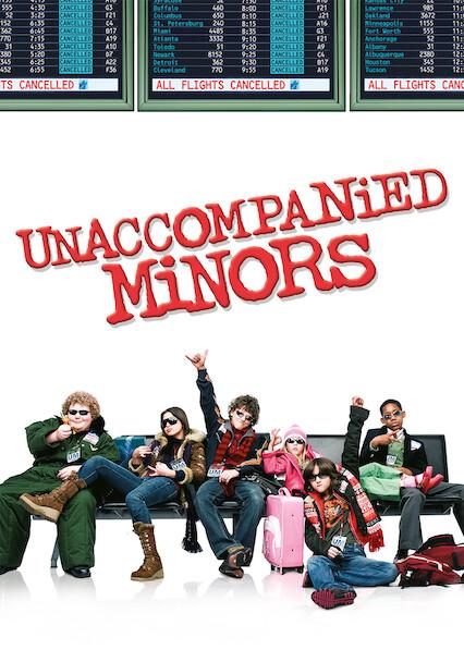 Unaccompanied Minors on Netflix