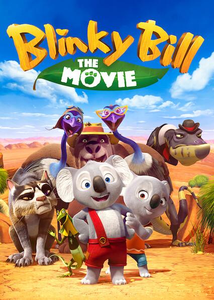 Blinky Bill: The Movie on Netflix AUS/NZ