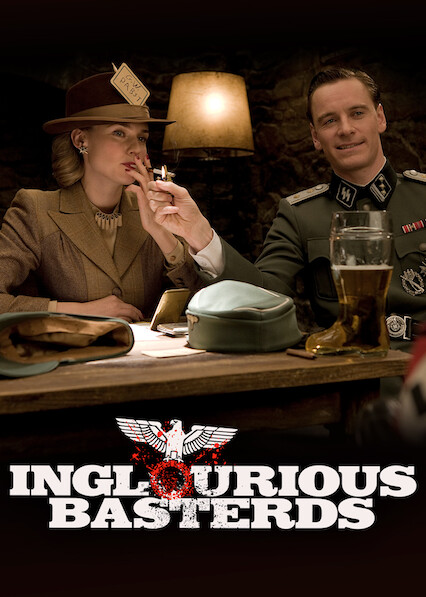 Inglourious Basterds on Netflix AUS/NZ