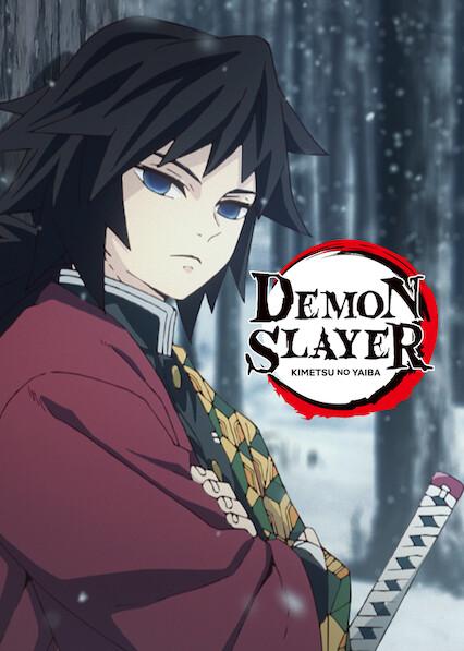 Demon Slayer: Kimetsu no Yaiba on Netflix AUS/NZ