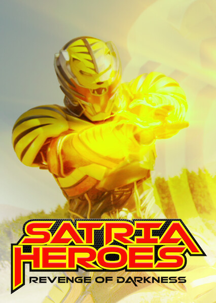 Satria Heroes: Revenge of the Darkness