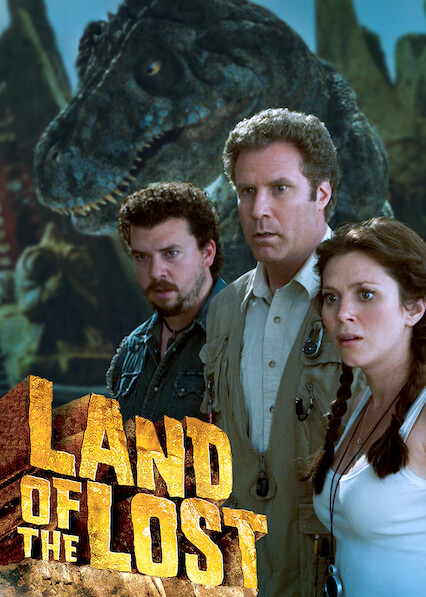 Land of the Lost on Netflix AUS/NZ