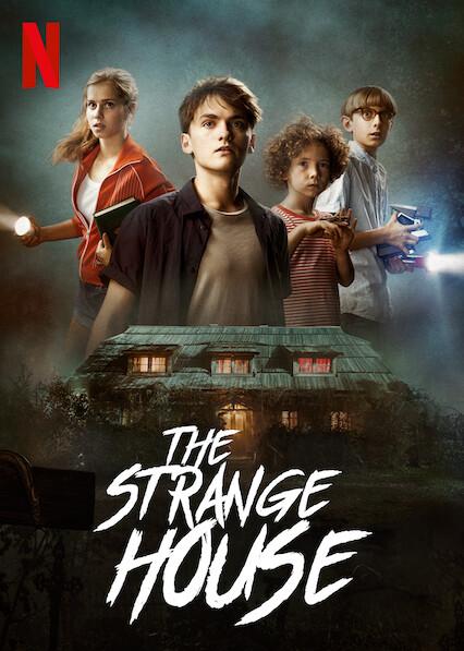 The Strange House on Netflix AUS/NZ